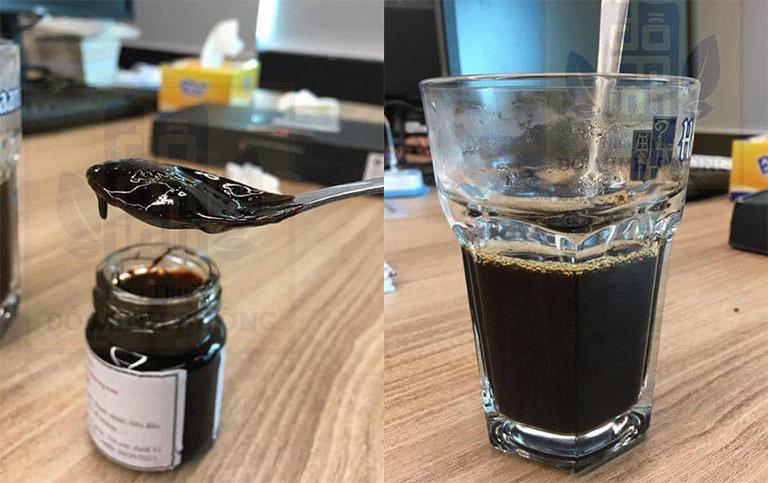Cao thuốc Đỗ Minh Thoát vị thang tiện lợi, dễ tan, dễ uống
