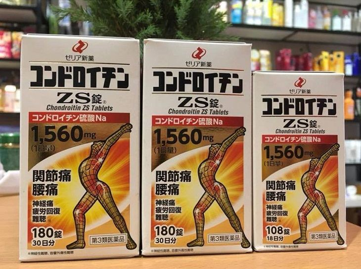 Sản phẩm ZS Chondroitin có giá thành tương đối cao